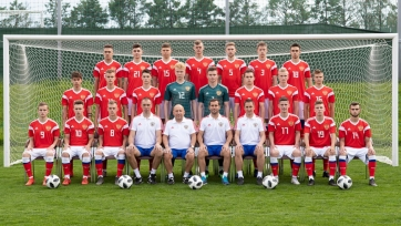 Юношеская сборная России сыграла вничью с Косово
