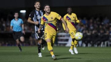 «Барселона» с Дембеле и Пике обыграла «Картахену» в благотворительном матче