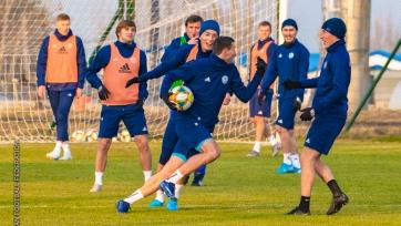 В сборной Казахстана произошла вынужденная замена игрока
