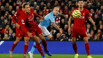 «Манчестер Сити» пожаловался на арбитраж в матче против «Ливерпуля»