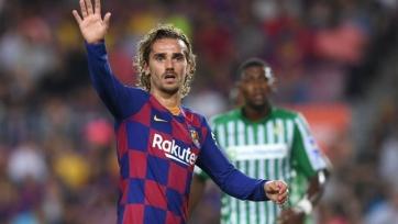 Дешам: «Гризманн менее решителен в «Барселоне», чем с нами в сборной»