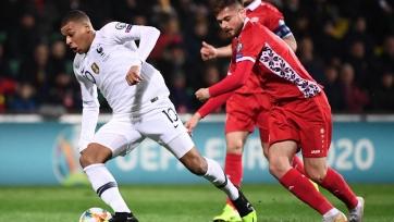 Франция – Молдова. 14.11.2019. Где смотреть онлайн трансляцию матча