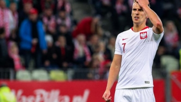 Милик не поможет сборной Польши