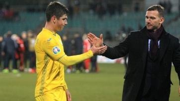 Малиновский присоединится к сборной Украины в Белграде