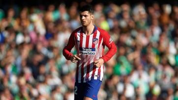 Мората: «Если бы я играл за «Реал», то не получил бы красную карточку»