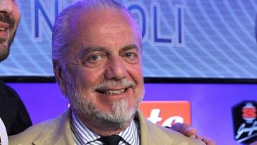 Де Лаурентису предложили за «Наполи» 560 миллионов евро