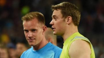 Лев определился, кто сыграет в воротах сборной Германии в ближайших матчах