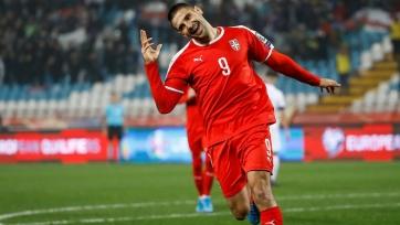 Митрович вышел на второе место в списке бомбардиров сборной Сербии за всю историю
