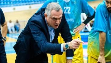 Сборная Казахстана по баскетболу получила нового тренера