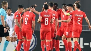 Швейцария – Грузия. 15.11.2019. Где смотреть онлайн трансляцию матча