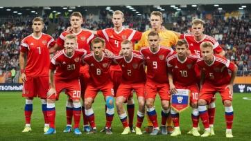 Молодежная сборная России победила Латвию в отборе Евро-2021