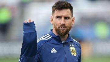 Месси принес победу сборной Аргентины в матче с Бразилией