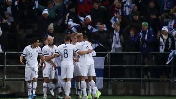 Финляндия впервые в своей истории вышла на чемпионат Европы