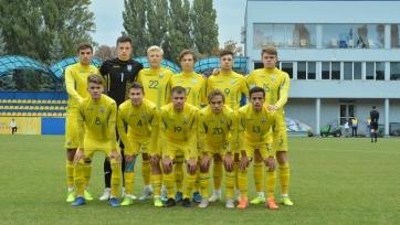 Сборная Украины U-19 дома поделила очки с одногодками из Словении