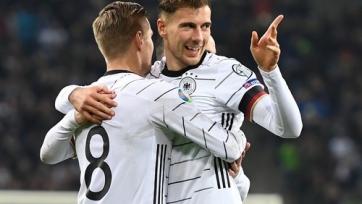 Германия и Нидерланды оформили выход на чемпионат Европы