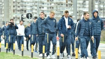 Шевченко определился с заявкой на матч против Сербии
