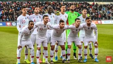 Португалия квалифицировалась на 11-й крупный турнир подряд