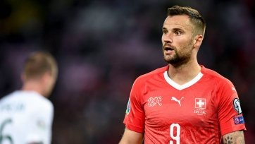 Сеферович покинул расположение сборной Швейцарии