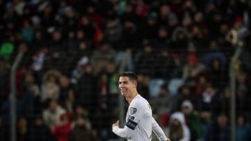Роналду: «Трудно играть на таких полях»