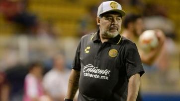 Марадона намерен покинуть «Химнасию»