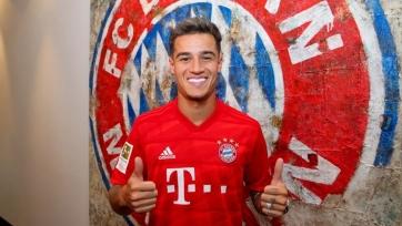 «Бавария» может отказаться от покупки Коутиньо в пользу другого хавбека