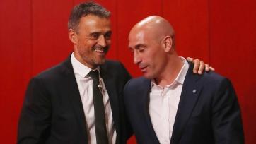 Луис Энрике вернется на пост главного тренера сборной Испании