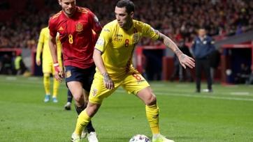 Сборная Румынии впервые за 10 лет в матче с Испанией так оплошала