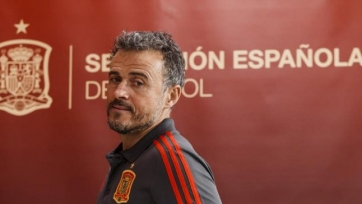 Официально. Энрике вновь возглавил сборную Испании