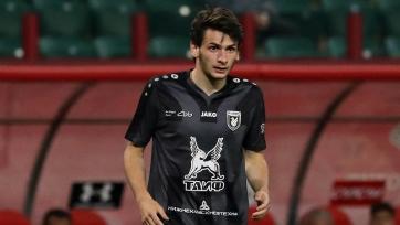 Полузащитник «Рубина» получил травму в своем втором матче за молодежную сборную Грузии
