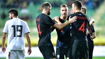 ТМ. Хорватия в волевом стиле обыграла Грузию, Черногория без проблем разобралась с Беларусью