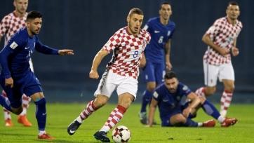Влашич получил травму в матче за сборную Хорватии