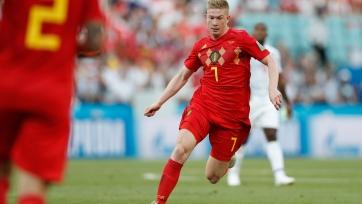 Де Брейне выразил недовольство тем, что Бельгия уже знает соперников по Евро-2020