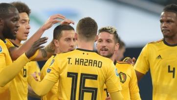 УЕФА может наказать Бельгию за оплошность в игре против России