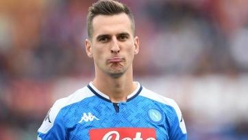 Милик без шансов сыграть с «Миланом»