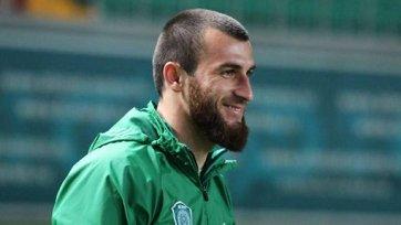 Пропал играющий в Турции российский футболист Садаев