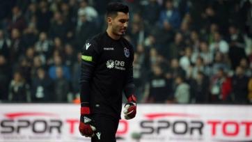 «Ливерпуль» отложил переход голкипера «Трабзонспора» на лето