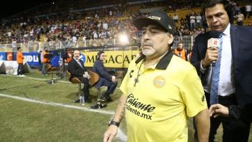 Марадона остался главным тренером «Химнасии»