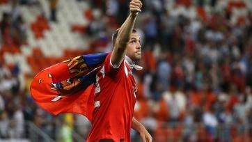 Делегат УЕФА не зафиксировал в рапорте оскорбления Дзюбы