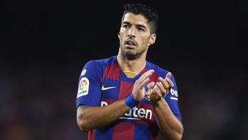 Луис Суарес: «У меня есть контракт с «Барселоной», и я очень счастлив здесь»