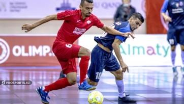 АФК «Кайрат» одержал волевую победу над «Пезаро С/5»