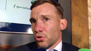 Шевченко: «Ибрагимович? Стать игроком «Милана» - это значит взять на себя большую ответственность»