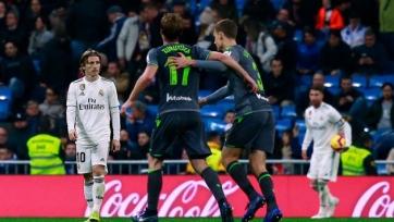 «Реал Мадрид» - «Реал Сосьедад». 23.11.19. Прогноз и анонс матча чемпионата Испании
