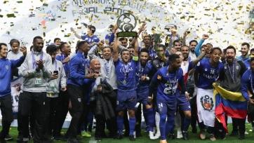 «Аль-Хиляль» выиграл азиатскую Лигу чемпионов