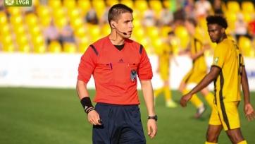 Стало известно, кто будет судить матч «Астана» – «Манчестер Юнайтед»