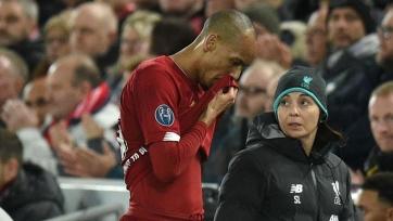 «Ливерпуль» потерял Фабиньо