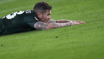 Два игрока «Вольфсбурга» не прилетели на матч с «Александрией»