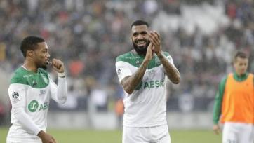 Два игрока «Сент-Этьена» вернулись в строй перед матчем Лиги Европы