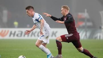 Шабанов, Вербич и Сидорчук не сыграют против «Лугано»