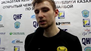 «Сарыарку» покинул российский защитник