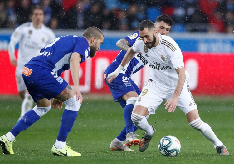 «Алавес» - «Реал» - 1:2. 30.11.2019. Чемпионат Испании. Обзор и видео матча